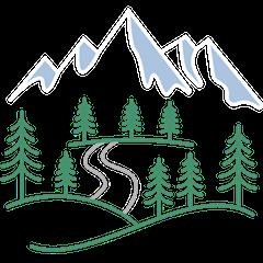 icone montagne