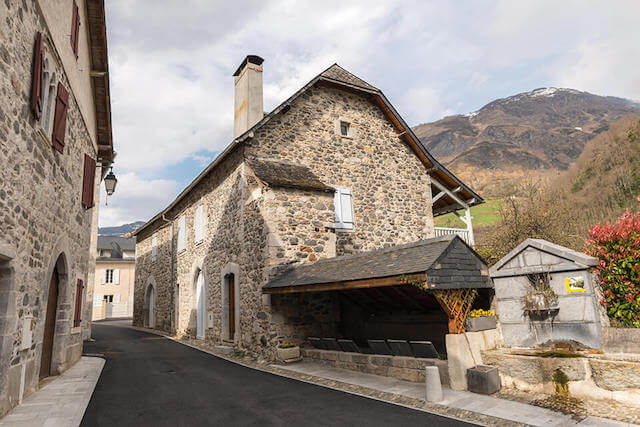Village de Borce